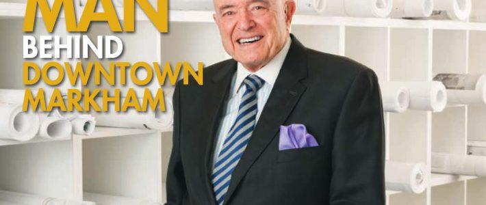 Meet the Man Behind Downtown Markham
