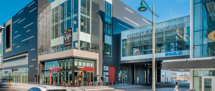 Downtown Markham Wins Gold at Shopping Centre Awards