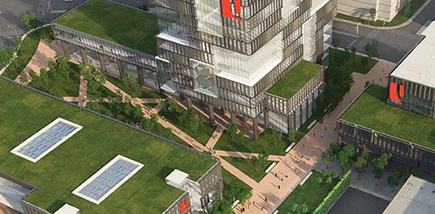 Province Commits $127 million to York U's Markham Centre Campus