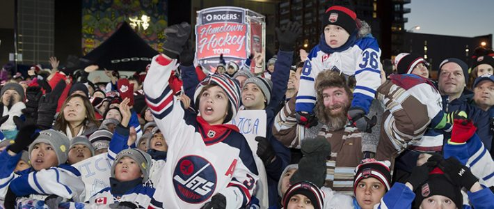 Downtown Markham Hosts Rogers Hometown Hockey