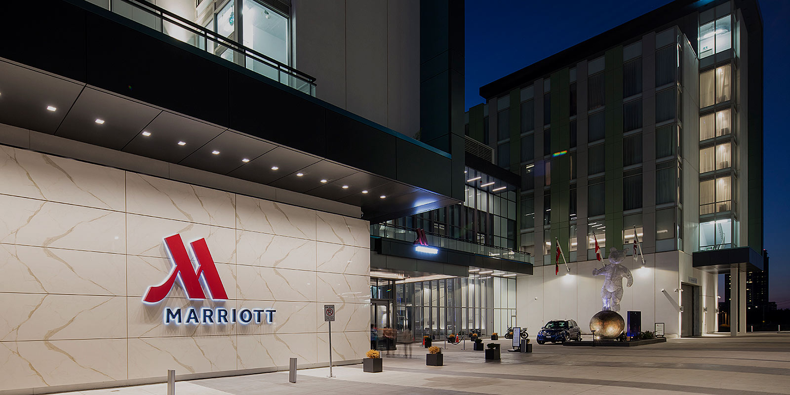 Toronto Marriott Markham Now Open!