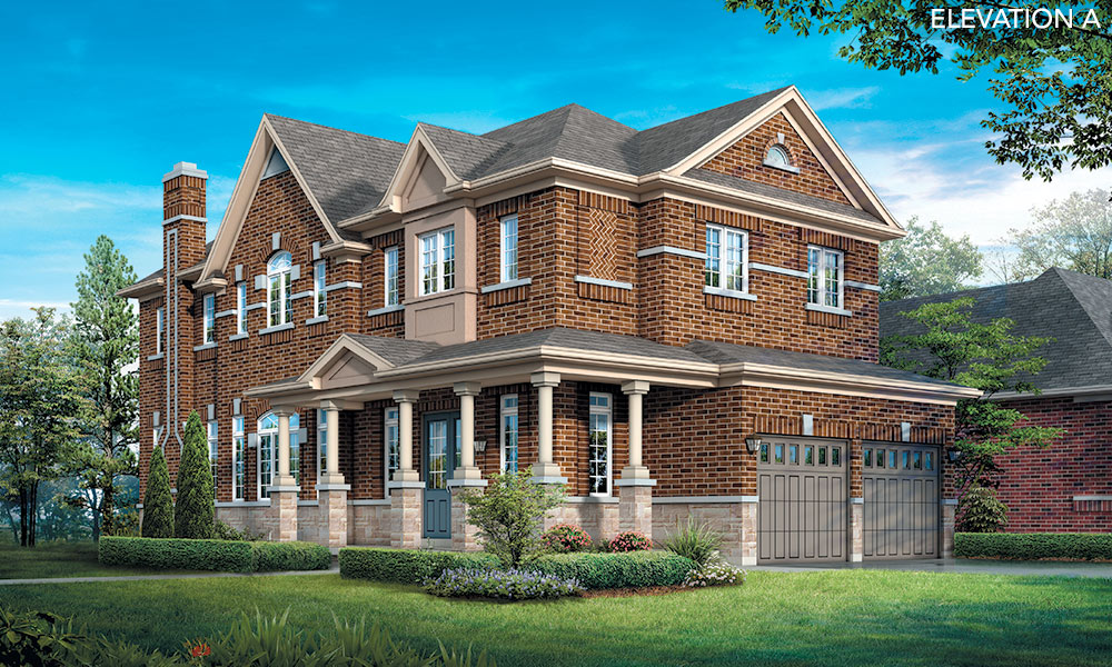 The Belmont - Hello Georgetown - Remington Homes