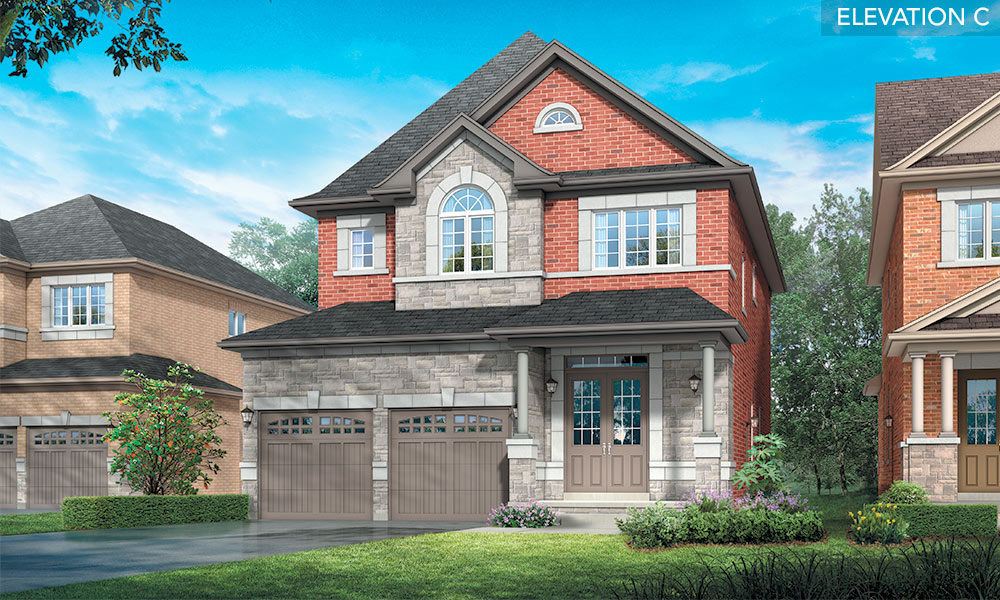 The Big Valley - Hello Georgetown - Remington Homes