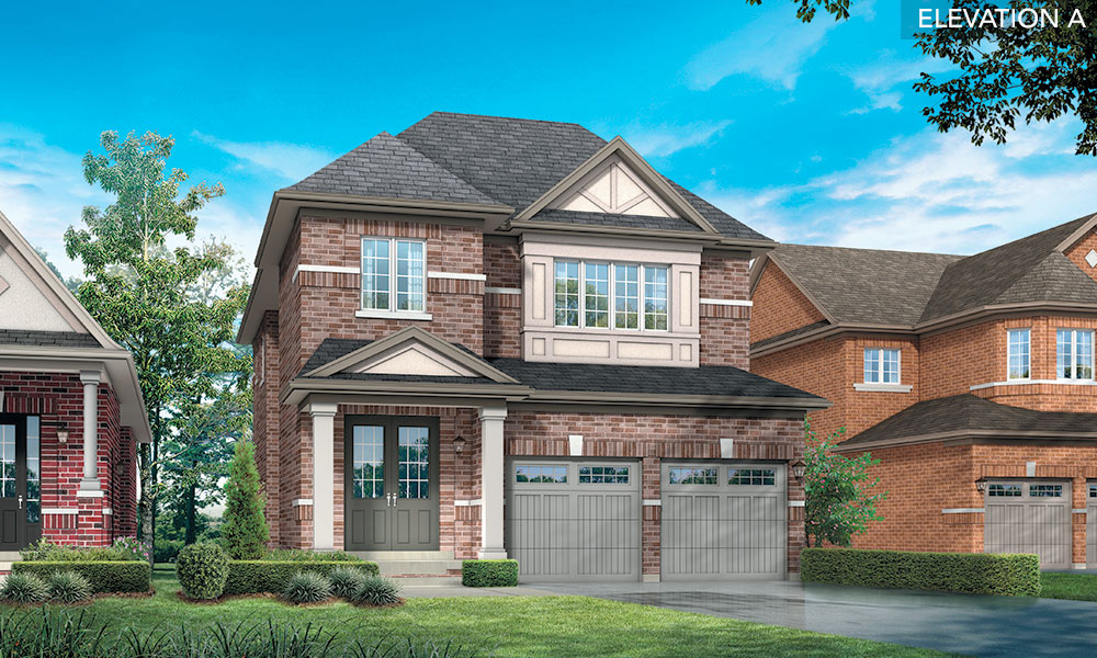The Brookdale - Hello Georgetown - Remington Homes