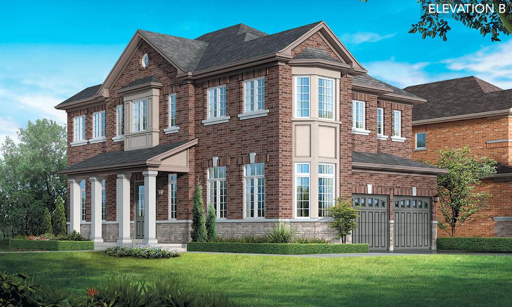 The Corner Stone - Hello Georgetown - Remington Homes