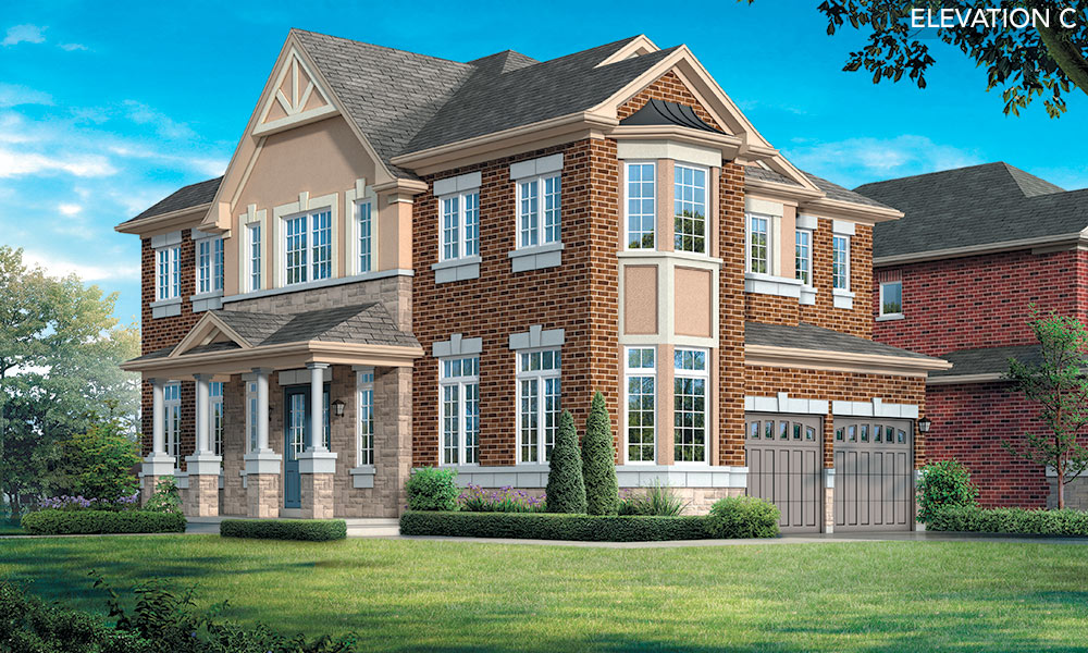 The Corner Stone - Hello Georgetown - Remington Homes