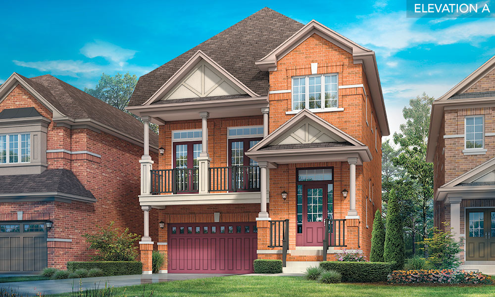 The Hurstland - Hello Georgetown - Remington Homes