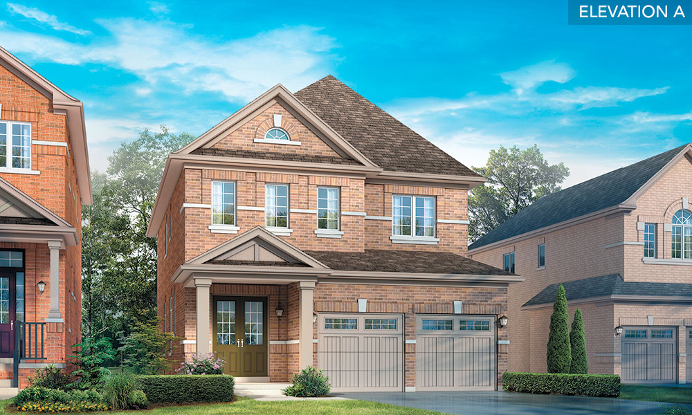 The Kingsley - Hello Georgetown - Remington Homes