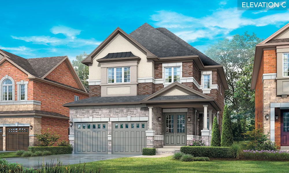 The River Rock - Hello Georgetown - Remington Homes