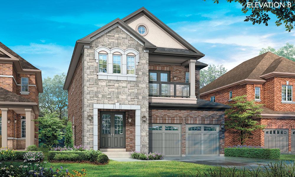 The Stone Canyon - Hello Georgetown - Remington Homes