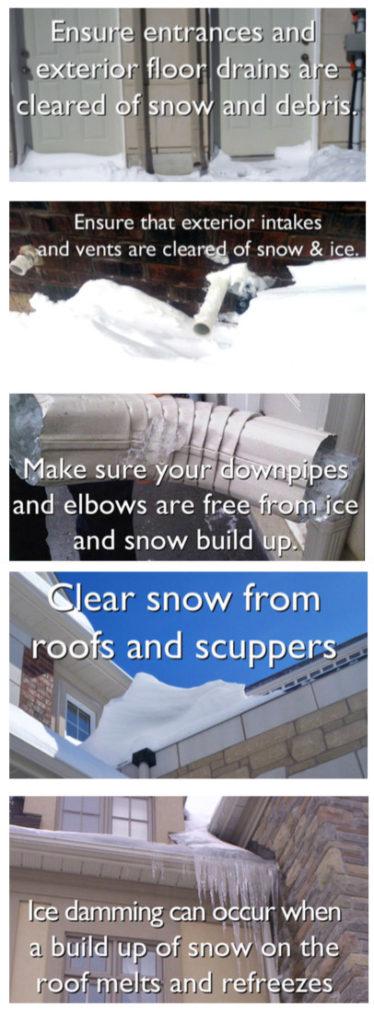 Remington Homes - Winter Tips