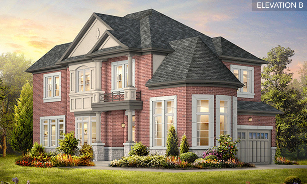 The Sumac - Remington Homes - The Remington Group