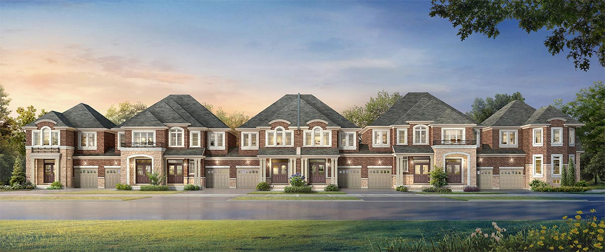 Brookside Towns - Remington Homes