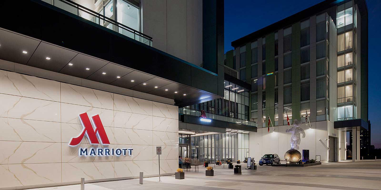 Toronto Marriott Markham Now Open!