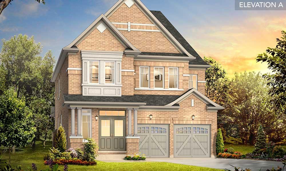 The Cedar - Remington Homes