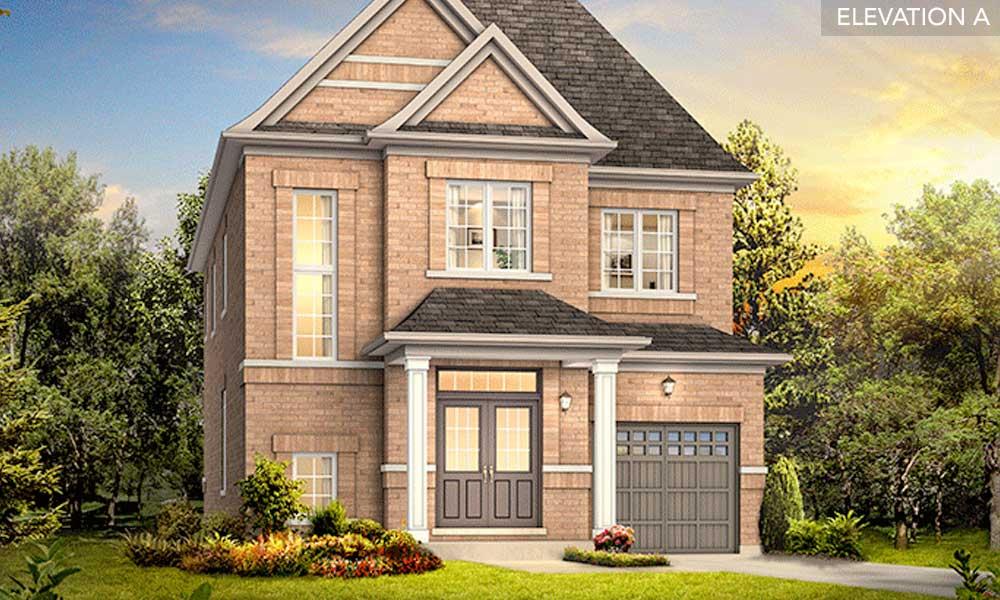 The Hazel - Remington Homes