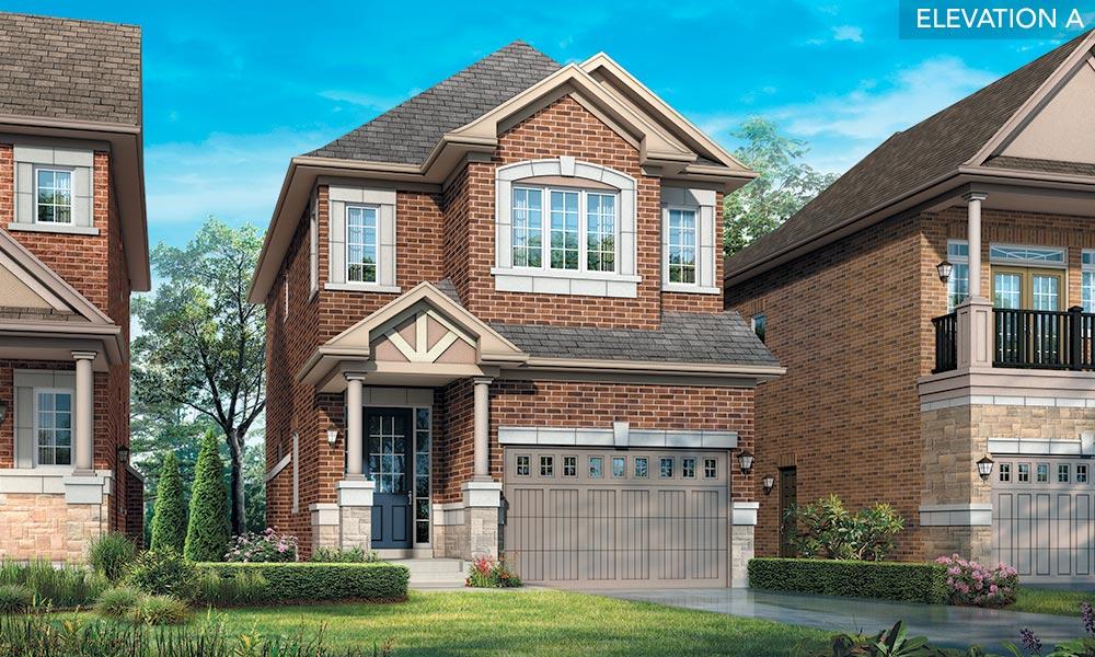 Hickory Breeze - Remington Homes