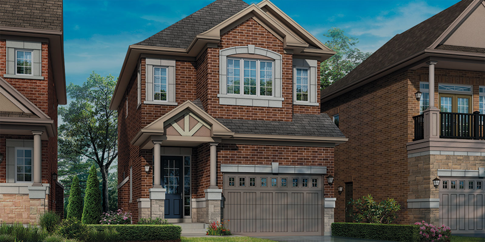 Hello Georgetown! Limited number of move-in-ready homes available