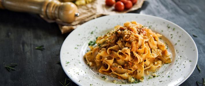 Chef Ricci's Classic Ragu Bolognese