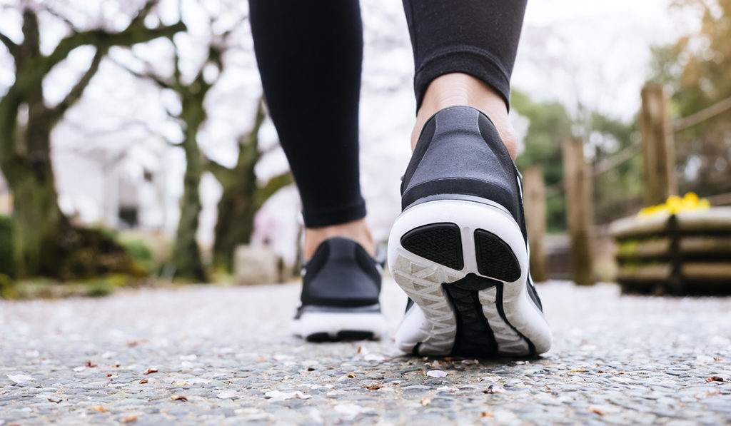 Keep moving to keep healthy